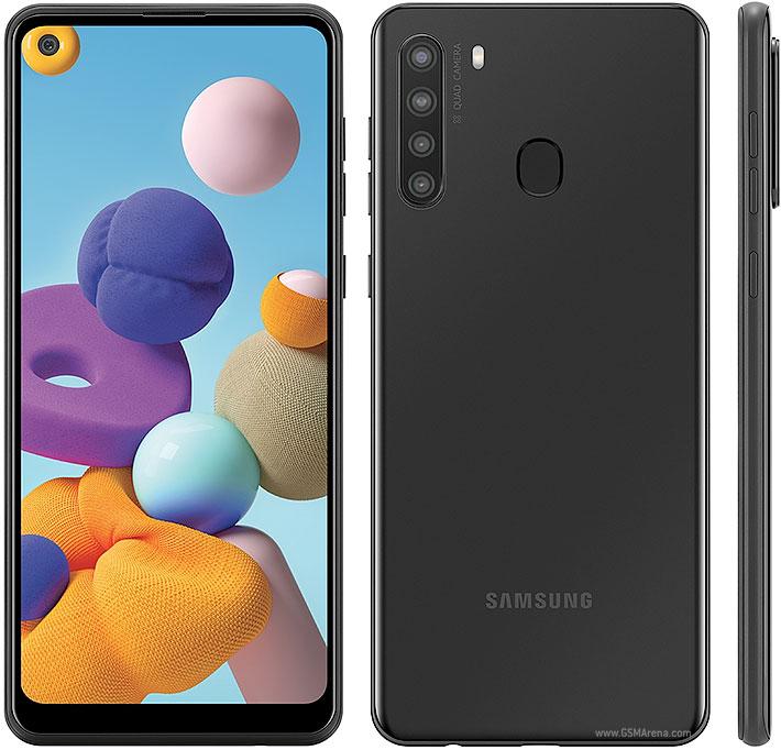 Unlock Bootloader on Samsung Galaxy A21