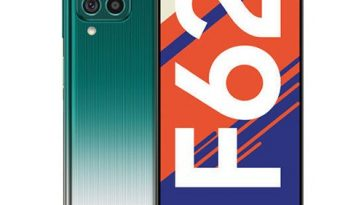 Samsung Galaxy F62 unlock bootloader